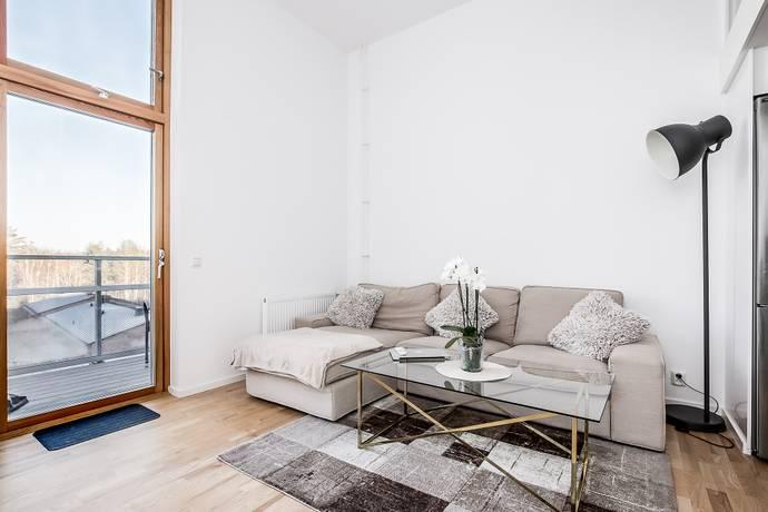 Bild: 1 rum bostadsrätt på Torgny Segerstedts allé 27, Uppsala kommun Rosendal