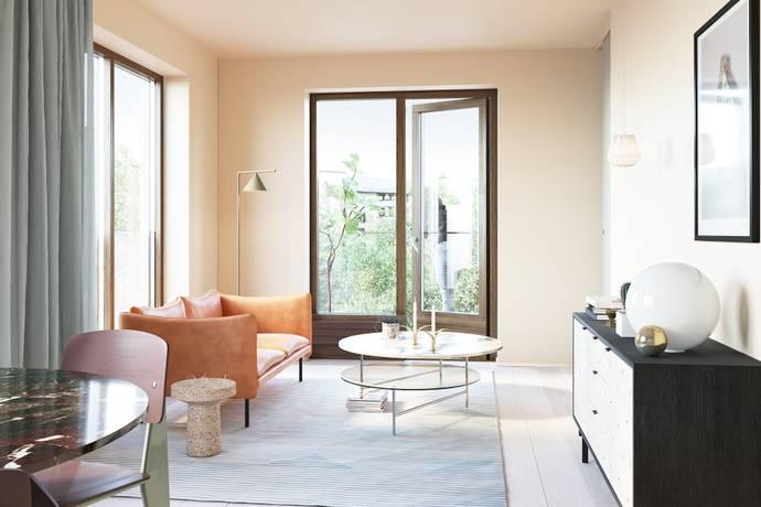 Bild: 2 rum bostadsrätt på Maria Bangata 6, Stockholms kommun Södermalm