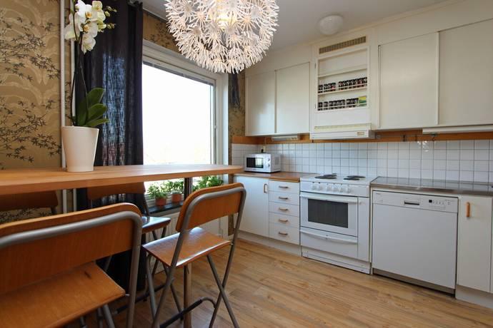 Bild: 2 rum bostadsrätt på Harmonigatan 11C, Sundsvalls kommun Skönsmon