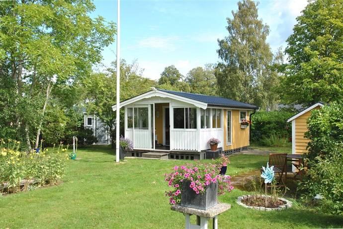 Bild: 1 rum fritidshus på Kolonilott 27, Pionvägen, Vänersborgs kommun Holmängen