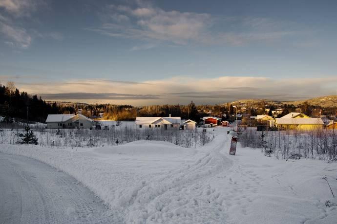 Bild: tomt på Plogvägen 2 m.fl, Sundsvalls kommun MATFORS RÄNNÖSJÖN