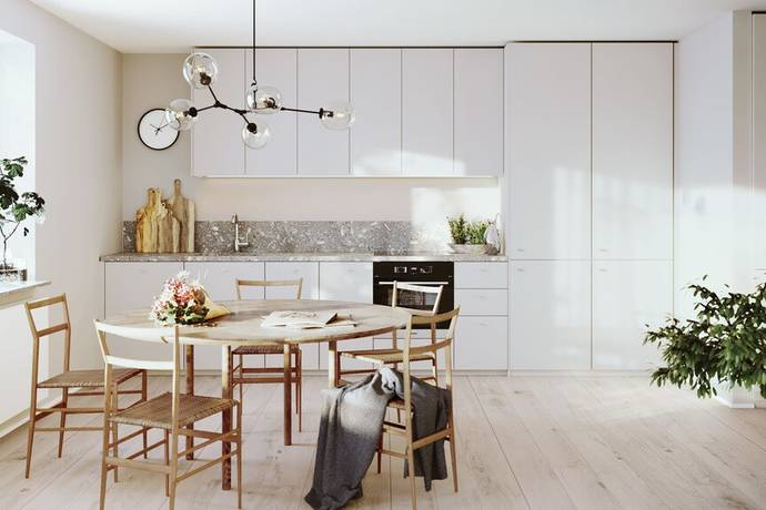 Bild: 4 rum bostadsrätt på Tyska Bottens Väg (Lgh 04.1201), Stockholms kommun Bromma