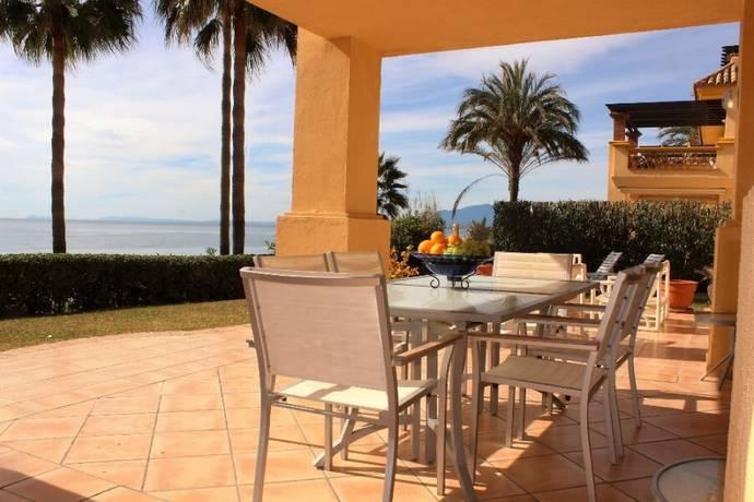 Bild: 4 rum bostadsrätt på Lägenhet i Marbella, Costa del Sol, Spanien Marbella