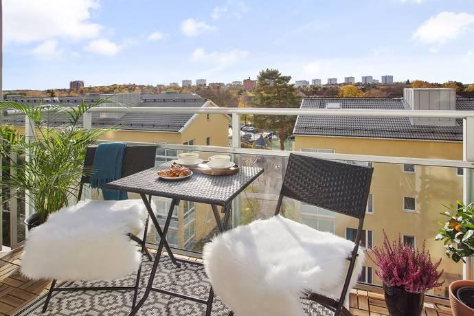 Bild: 2 rum bostadsrätt på Skidskyttevägen 6, 5tr, Stockholms kommun Västertorp/Hägerstensåsen