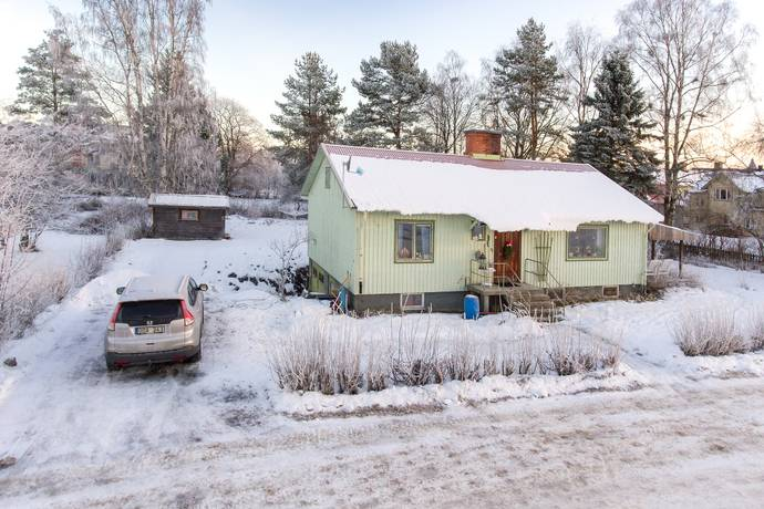 Bild: 4 rum villa på Hovvägen  4, Bollnäs kommun Vallsta