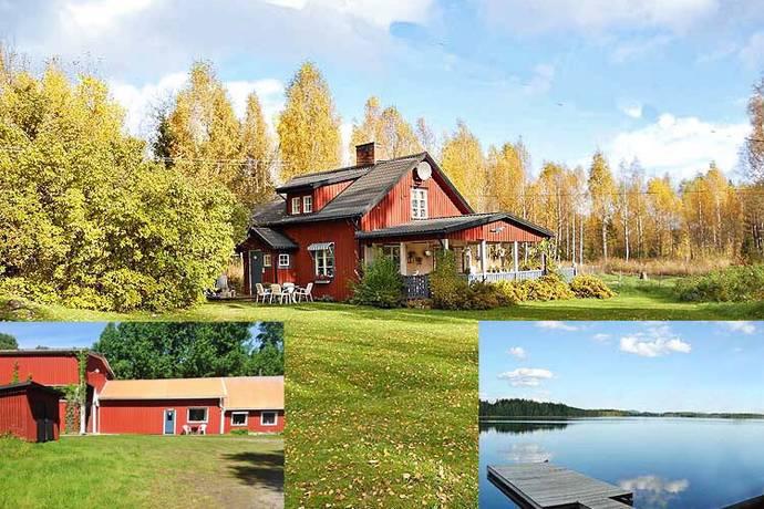 Bild: 4 rum villa på Gröttvål, Tjärnshalla, Arvika kommun Arvika / Värmland