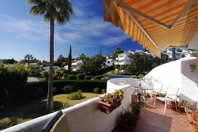 Bild: 3 rum bostadsrätt på CALAHONDA-Vacker lägenhet med havsutsikt, Spanien Mijas Costa