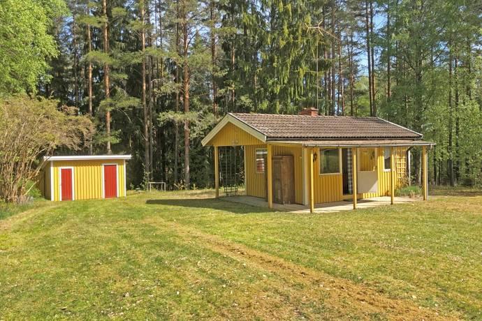 Bild: 2 rum fritidshus på Lerbo Skogslyckan, Katrineholms kommun Lerbo