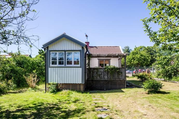 Bild: 2 rum fritidshus på Syrengången 88 Torpa kolonin, Göteborgs kommun Torpa koloniförening