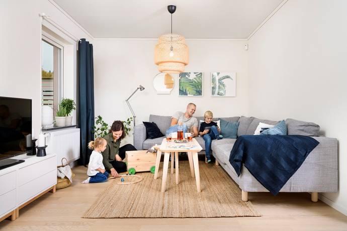 Bild: 5 rum bostadsrätt på Kalixgatan 18, Ängelholms kommun Errarp