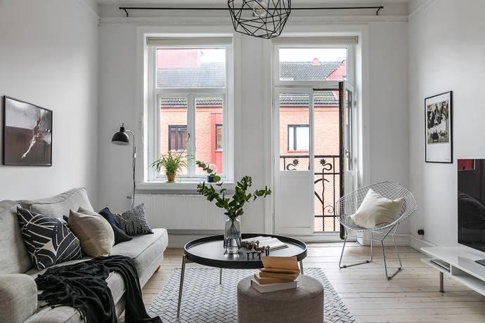 Bild: 3 rum bostadsrätt på Lundbergsgatan 13 A, Malmö kommun Slottsstaden