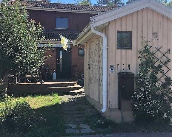 Bild: 3,5 rum radhus på Kaplanvägen 5, Upplands Väsby kommun Njursta