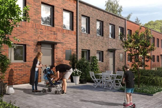 Bild från Södra Sandby - Lyckos Norreholmshusen