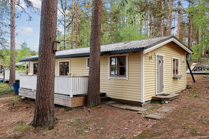 Bild: 2 rum fritidshus på Ulriksdal 102, Lycksele kommun Ulriksdal