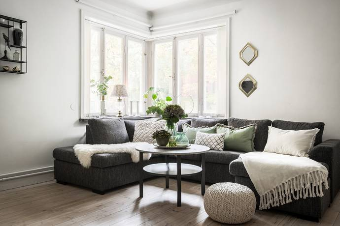 Bild: 1 rum bostadsrätt på Rålambsvägen 50, Stockholms kommun Kungsholmen - Fredhäll