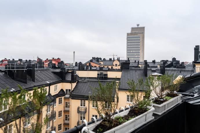 Bild: 3 rum bostadsrätt på Rutger Fuchsgatan 1, Stockholms kommun Södermalm Sofia