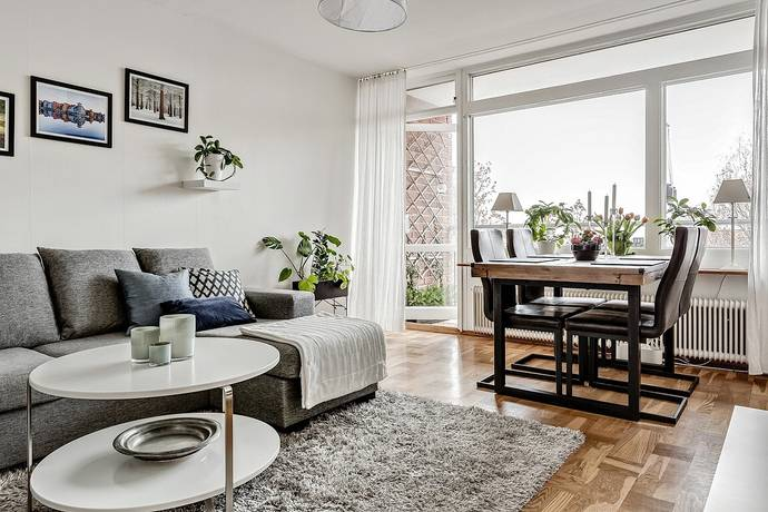 Bild: 2 rum bostadsrätt på Ugglebacken 9, 2 tr., Danderyds kommun Sätra Äng