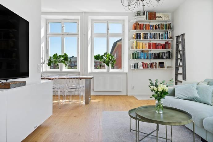 Bild: 4 rum bostadsrätt på Follingbogatan 28, Stockholms kommun Bromma / Beckomberga