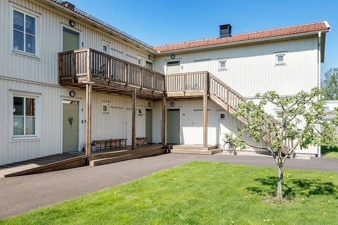 Bild: 2 rum bostadsrätt på Högarörsgatan 4G, Ljungby kommun Ljungby