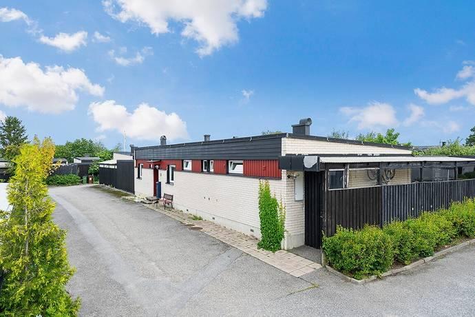 Bild: 4 rum radhus på Knopvägen 29, Nacka kommun Saltsjöbaden Båthöjden