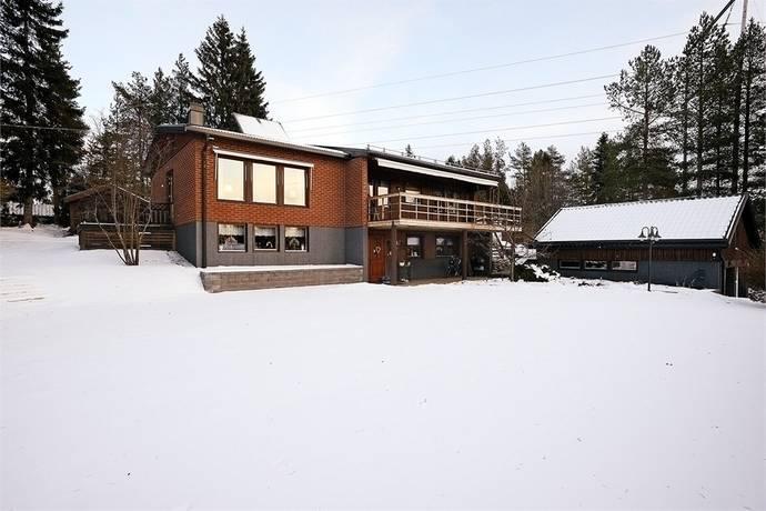 Bild: 7 rum villa på Norra Pitholmsvägen 15, Piteå kommun Strömnäs