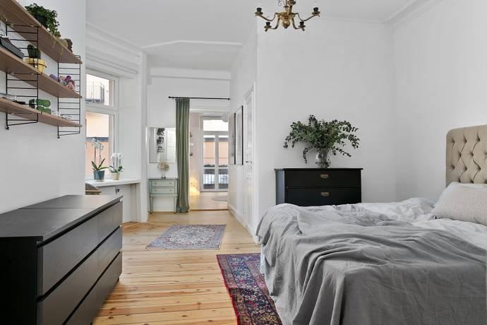 Bild: 3 rum bostadsrätt på Ynglingagatan 15, 1tr, Stockholms kommun Vasastan