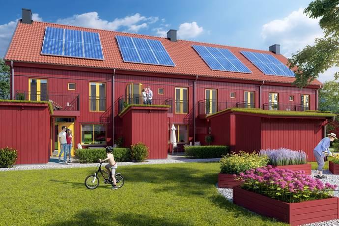Bild: 5 rum bostadsrätt på Gulli Petrinis väg, Växjö kommun Vikaholm