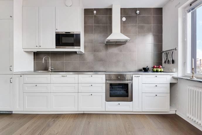 Bild: 2 rum bostadsrätt på Uppfartsvägen 12, Solna kommun Gamla Råsunda