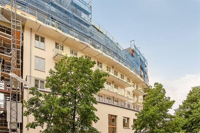 Bild: 2 rum bostadsrätt på Melodislingan 40, 3tr, Stockholms kommun Östermalm