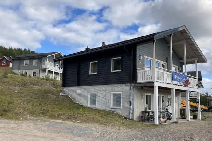 Bild från Brf Blåfjell i Kåbdalis