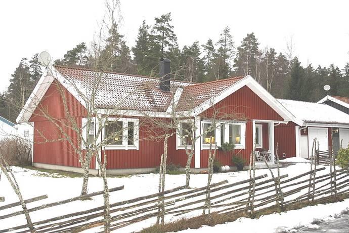 Bild: 4 rum villa på Gärdegatan 7, Emmaboda kommun Emmaboda