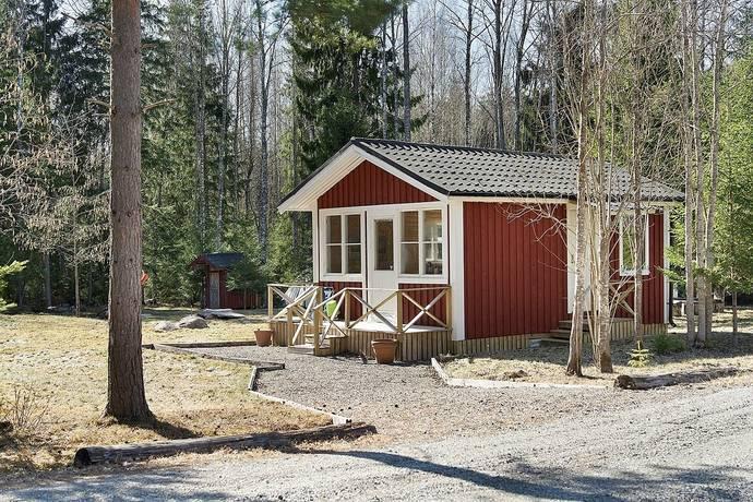 Bild: 2 rum fritidshus på Enstigen 1, Skinnskattebergs kommun