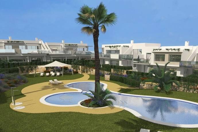 Bild: 75 m² villa på Moderna bungalows nära till los Montesinos, Spanien Vistabella - Costa Blanca