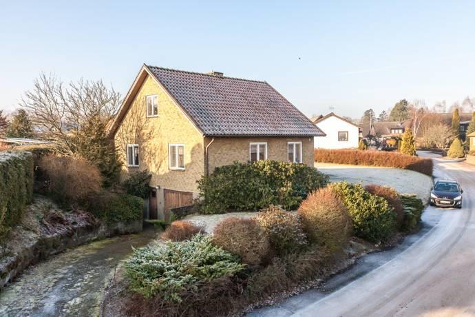 Bild: 4 rum villa på Hasselstigen 9, Helsingborgs kommun Vallåkra