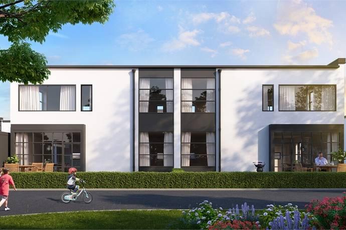 Bild: 5 rum radhus på Maria Montessoris väg (A2-68), Kävlinge kommun Barsebäck