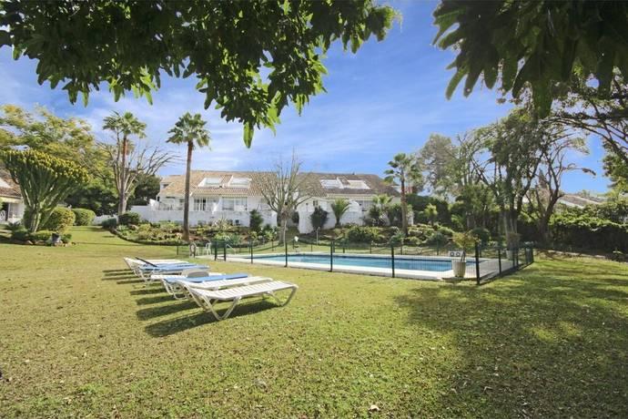 Bild: 3 rum bostadsrätt på Investeringsmöjlighet i centrala Nueva Andalucia, Spanien Nueva Andalucia