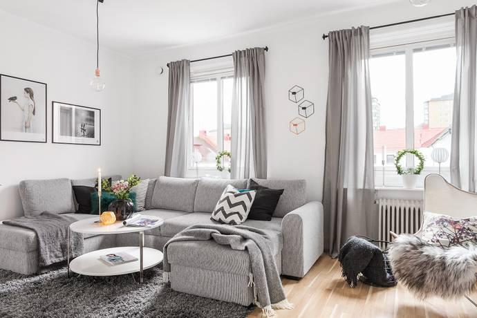 Bild: 2 rum bostadsrätt på Lantmätaregatan 11B, Göteborgs kommun Centrala Hisingen