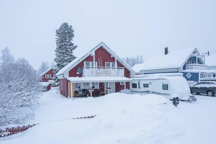 Bild: 5 rum villa på Adjutantsvägen 6, Östersunds kommun Brunflo