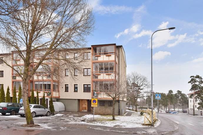 Bild: 2,5 rum bostadsrätt på Vikingavägen 23, 3 tr, Haninge kommun Centrala Handen/Haninge