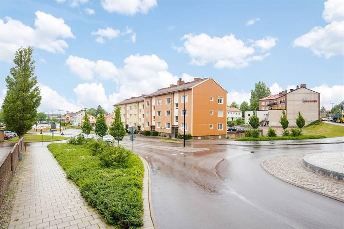 Bild: 1,5 rum bostadsrätt på Drottninggatan 22B, 2 vån, Motala kommun CENTRUM
