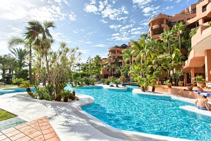 Bild: 4 rum bostadsrätt på Penthouse i Hotel Kempinski!, Spanien Estepona - New Golden Mile