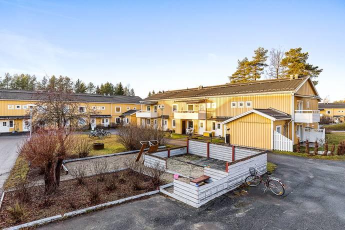 Bild: 5 rum bostadsrätt på Ystarvägen 124, Umeå kommun Ersboda