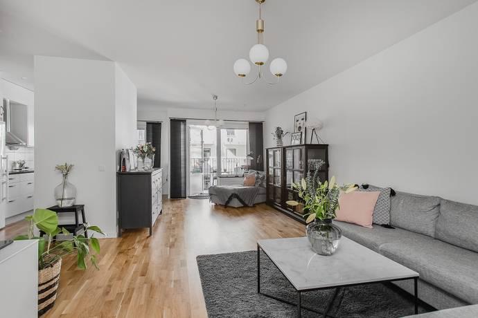 Bild: 2 rum bostadsrätt på Krouthéns Gata 3, Linköpings kommun Centralt/Vasastaden