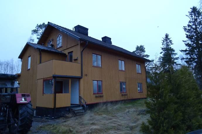 Bild: 6 rum villa på Brogatan 15, Eda kommun Koppom