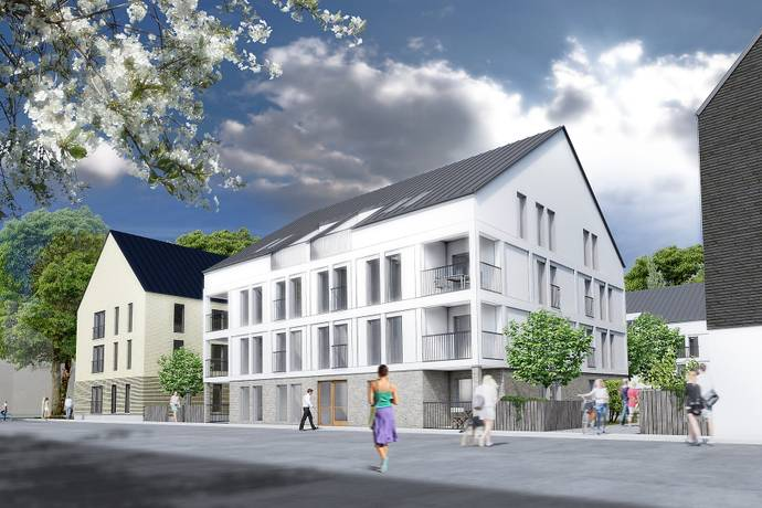 Bild: 120 m² bostadsrätt på Kronetorps Allé 25, Burlövs kommun Burlöv