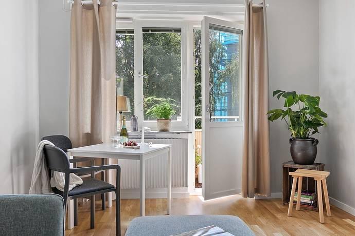 Bild: 1 rum bostadsrätt på Sturegatan 12, Linköpings kommun VASASTADEN