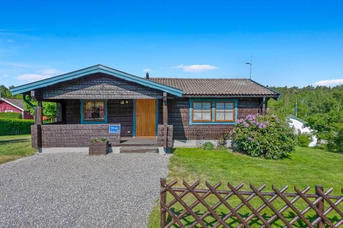 Bild: 3 rum fritidshus på Kälkevägen 4, Strömstads kommun