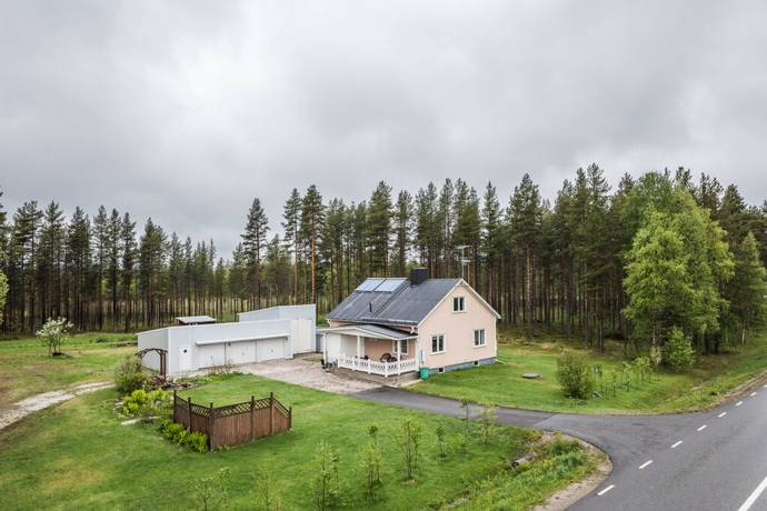 Bild: 7 rum villa på Torpet 5, Norsjö kommun Bastuträsk