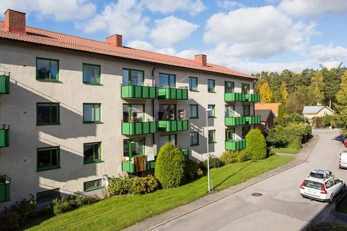 Bild: 2 rum bostadsrätt på Hejaregatan 2, Enköpings kommun Fanna