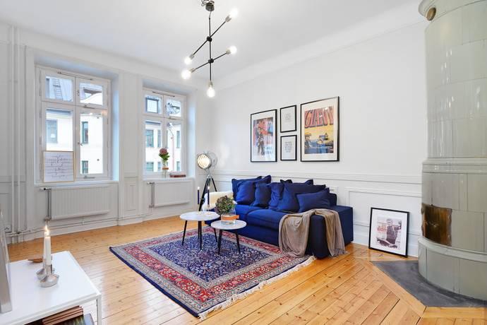 Bild: 2 rum bostadsrätt på Tomtebogatan 35, Stockholms kommun Birkastan
